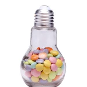 Boite dragées ampoule