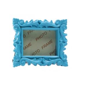 Cadre vintage bleu