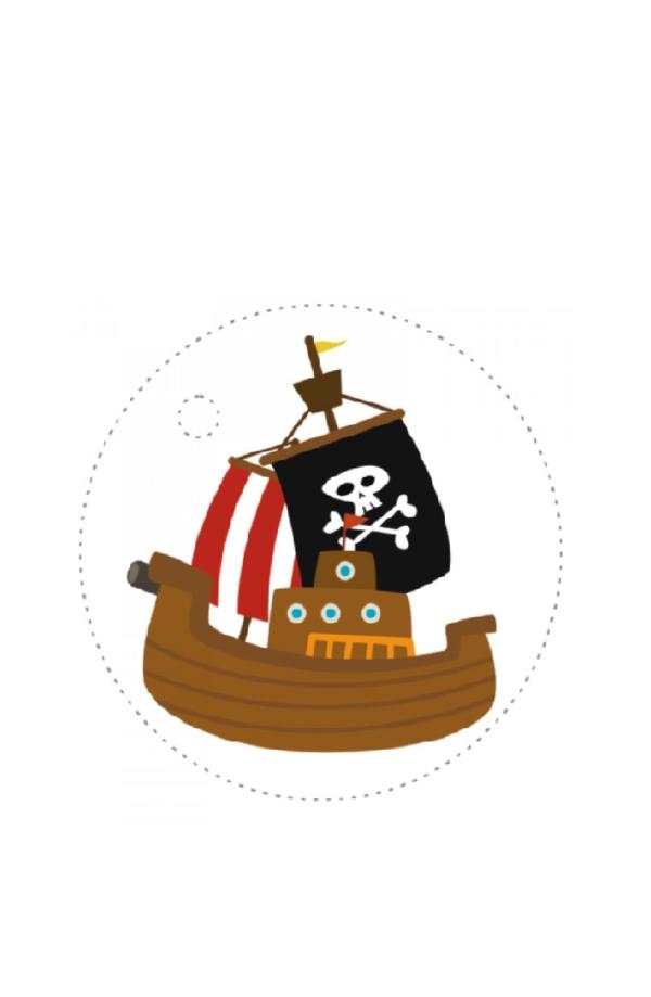 Nominette pirate