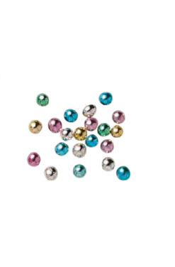 perle sucre multicolore