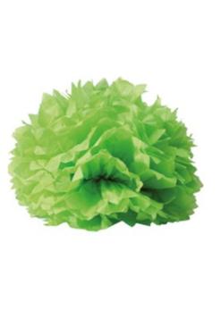 Boule crépon vert