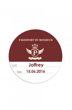 stickers passeport