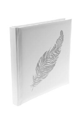 Livre d'or Plume pailletée