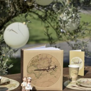 Livre d'or mariage Voyage