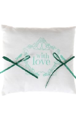 Coussin alliances With Love