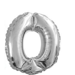 Ballon chiffre zero