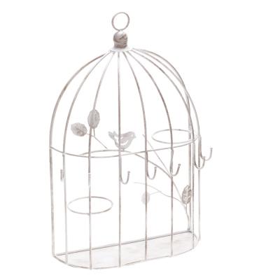Demi cage oiseau