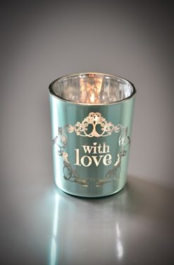 Photophore mint with love