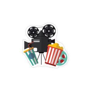 stickers cinéma