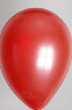 Ballon rouge pas cher