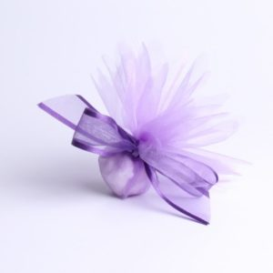 Tulles mariage lilas