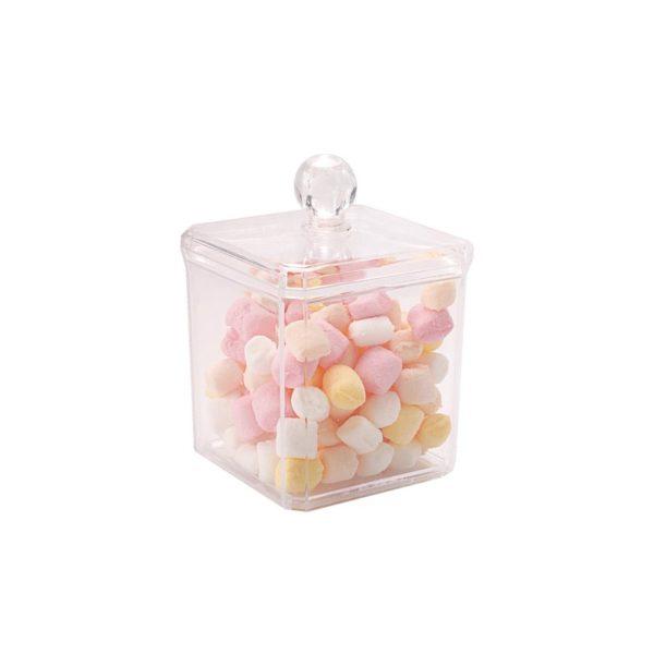 Contenant dragées cube